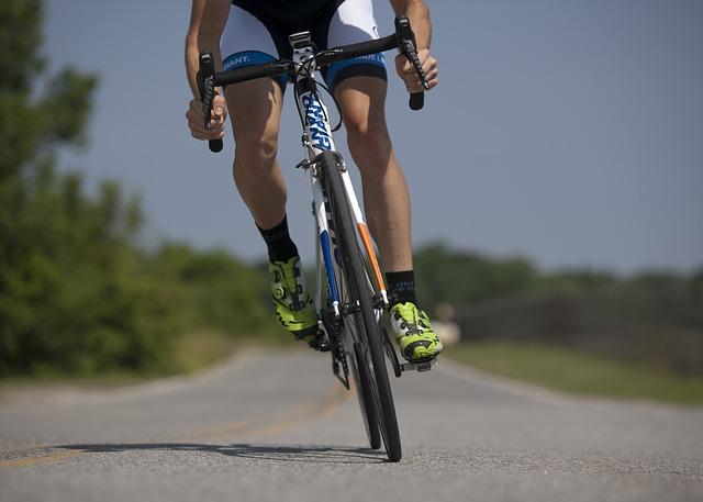 踏單車須依交通例