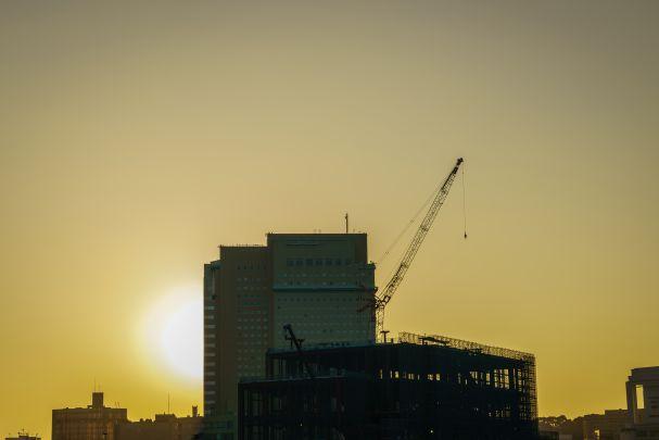 多層大廈的僭建物