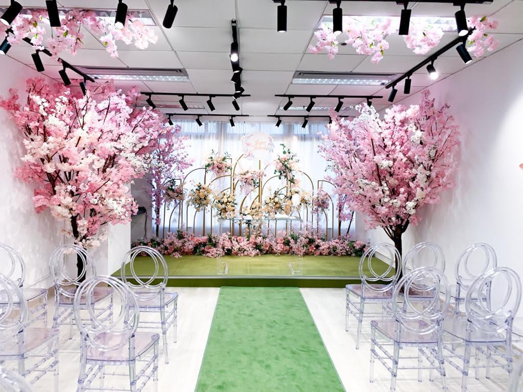 上水廣場《櫻之戀》Sakura Romance 證婚禮堂