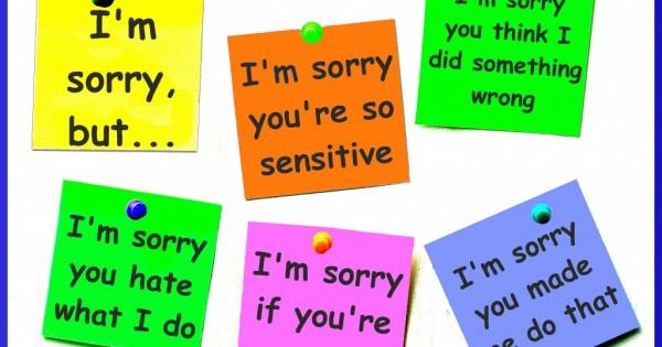 道歉條例「道歉」不等於「承認責任」